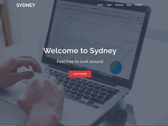 Sydney Best WordPress Theme